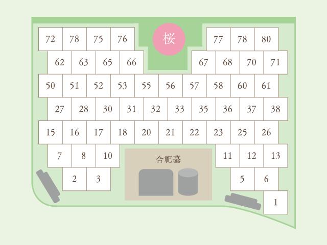 海田区画図