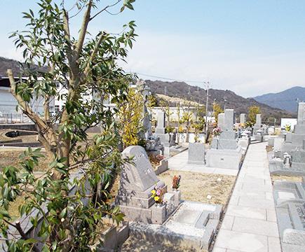メモリアルパーク広島東せせらぎ霊苑イメージ